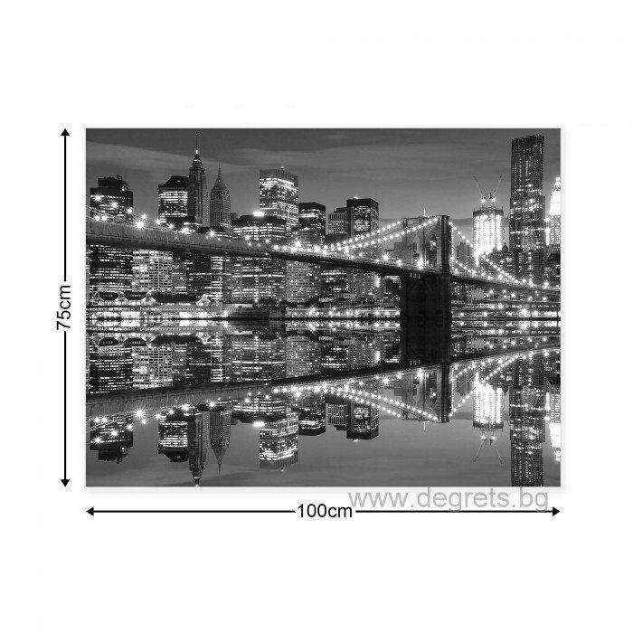 Картина Канава Бруклински мост 2