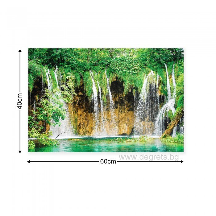 Картина Канава Чудният водопад S