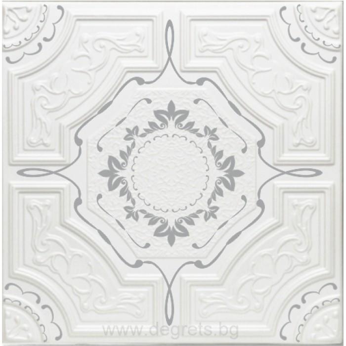 Таванска плоскост 50/50 номер 16-034 сребро