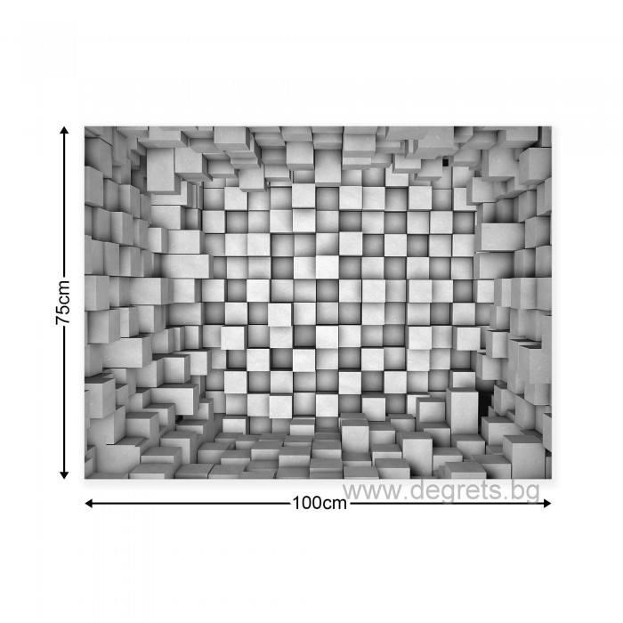 Картина Канава Илюзия 3D