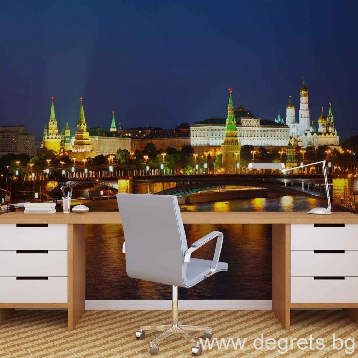 Фототапет Москва