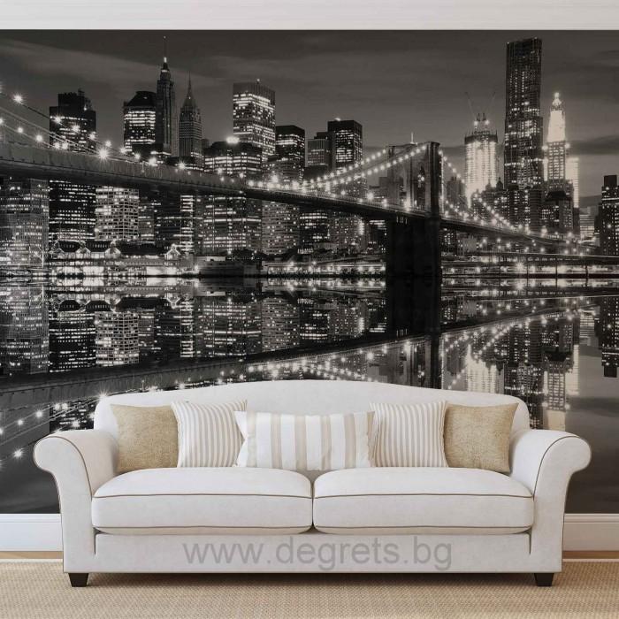 Фототапет Бруклински мост 2 L