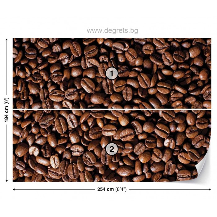 Фототапет Кафе 3