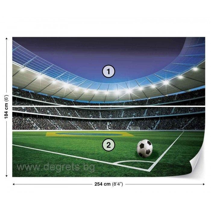 Фототапет Стадион L