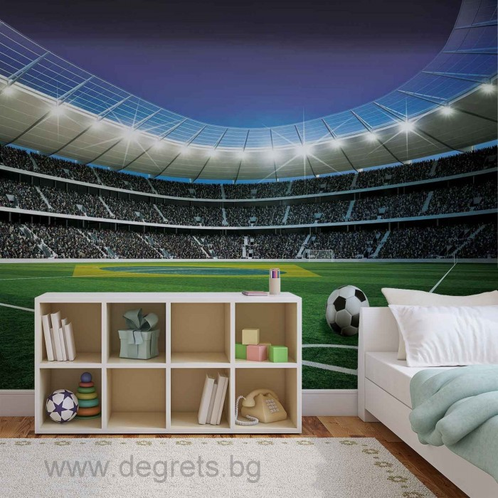 Фототапет Стадион XL
