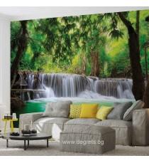 Фототапет Водопад в Тайланд XL