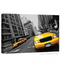 Картина Канава Такси 2 S