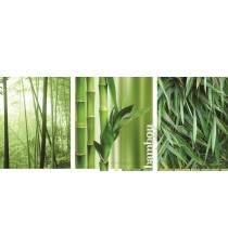 Фототапет флис Бамбукова гора