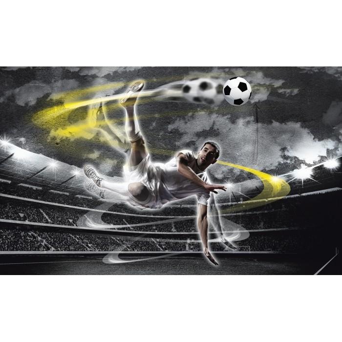 Фототапет Футболист