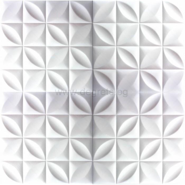 Таванска плоскост 50/50 номер 10-2004 бял