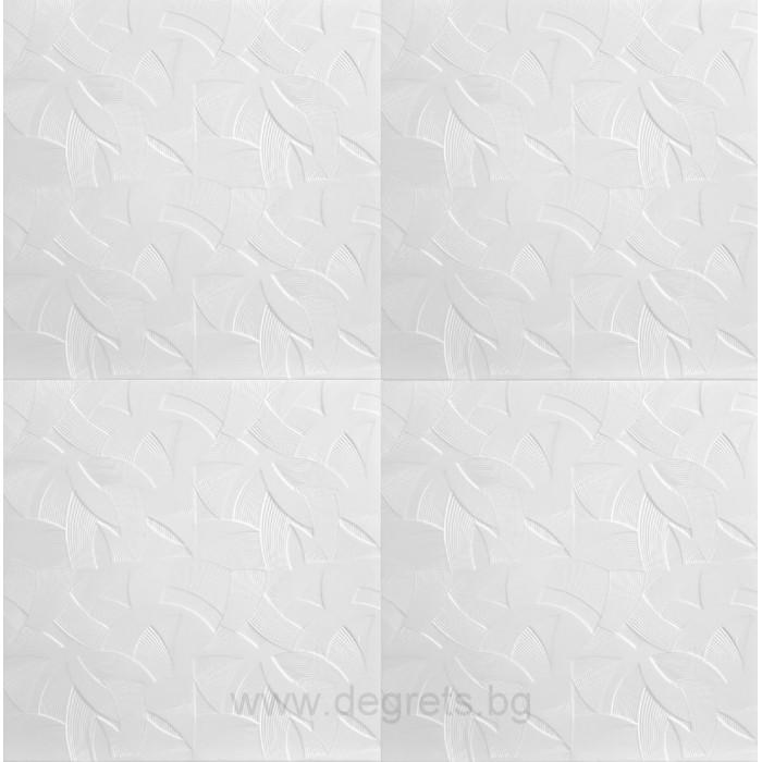 Таванска плоскост 50/50 номер 10-2005 бял