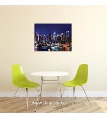 Картина Канава Мегаполис 1 L