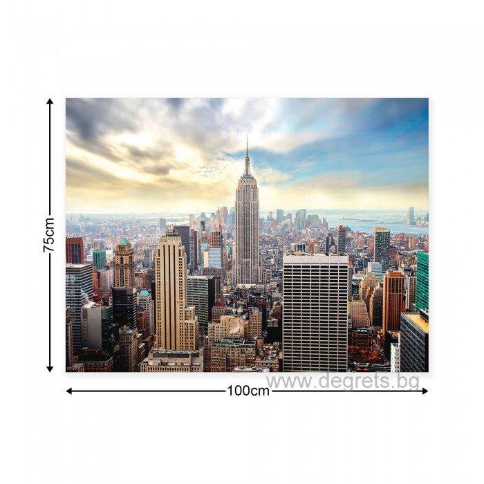 Картина Канава Ню Йорк 1 L