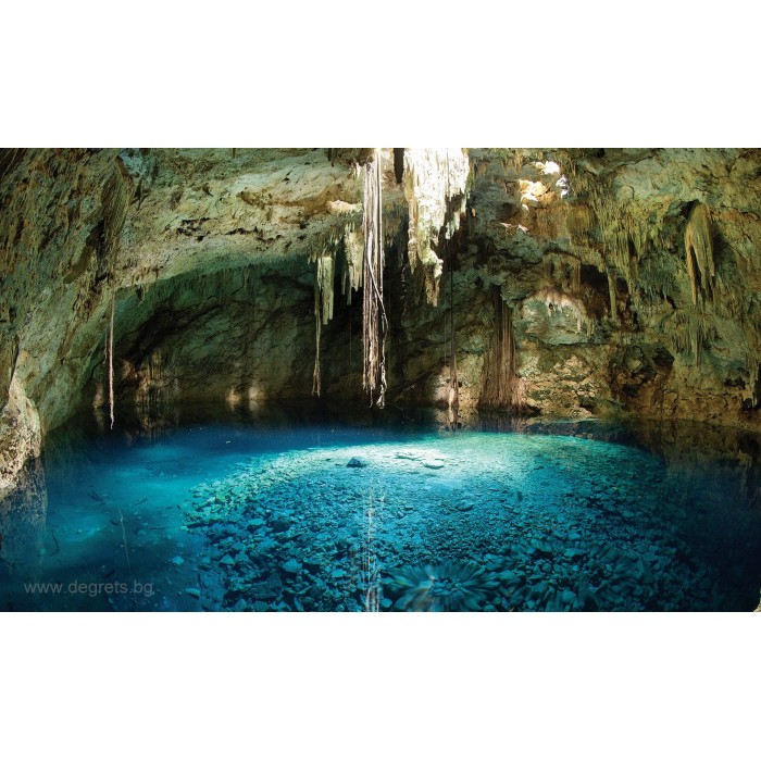 Фототапет Пещера