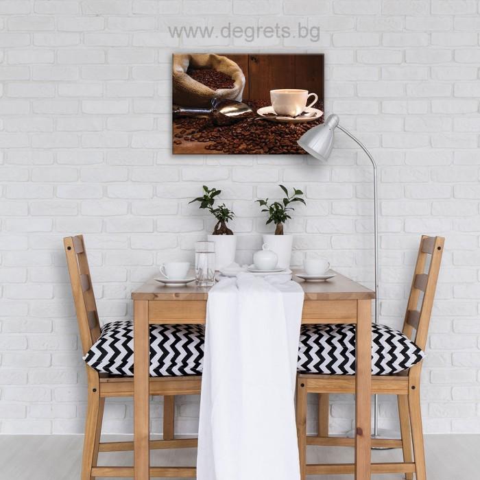Картина Канава Кафе 1