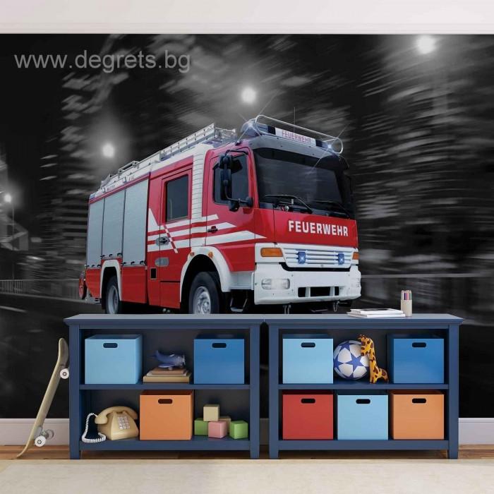 Фототапет Пожарна