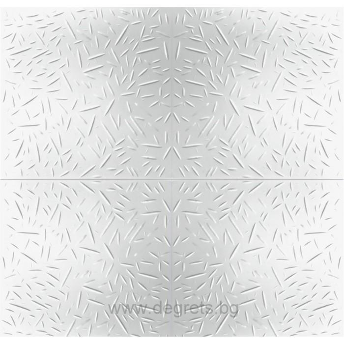 Таванска плоскост 50/50 номер 10-2027 бял