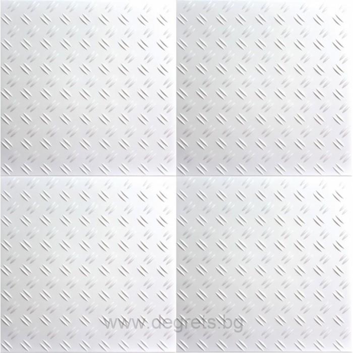 Таванска плоскост 50/50 номер 10-2031 бял