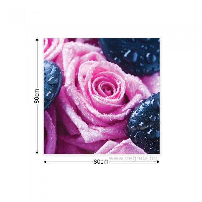 Картина Канава Рози релакс