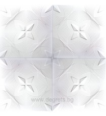 Таванска плоскост 50/50 номер 10-2046 бял