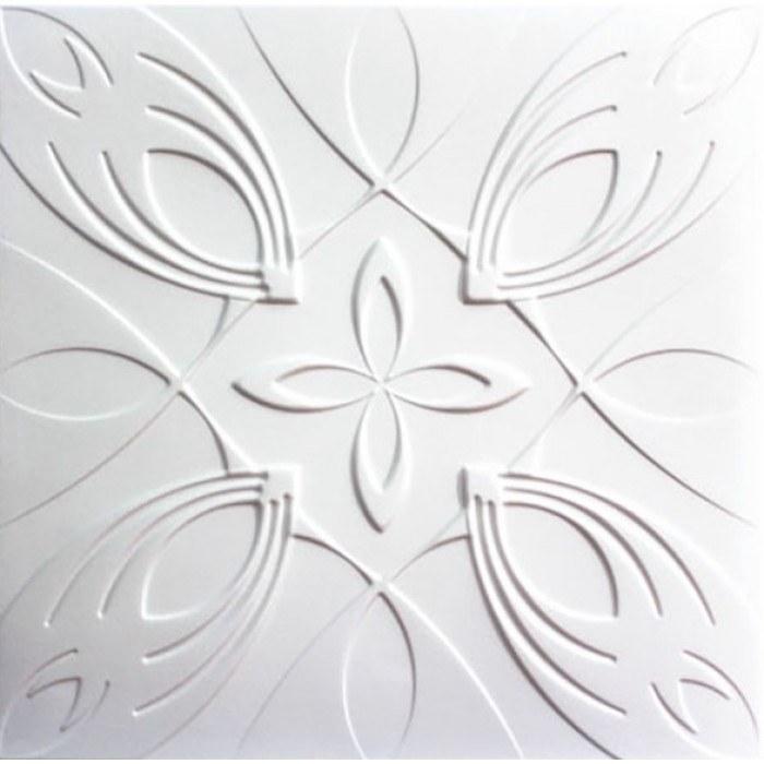 Таванска плоскост 50/50 номер 10-2052 бял