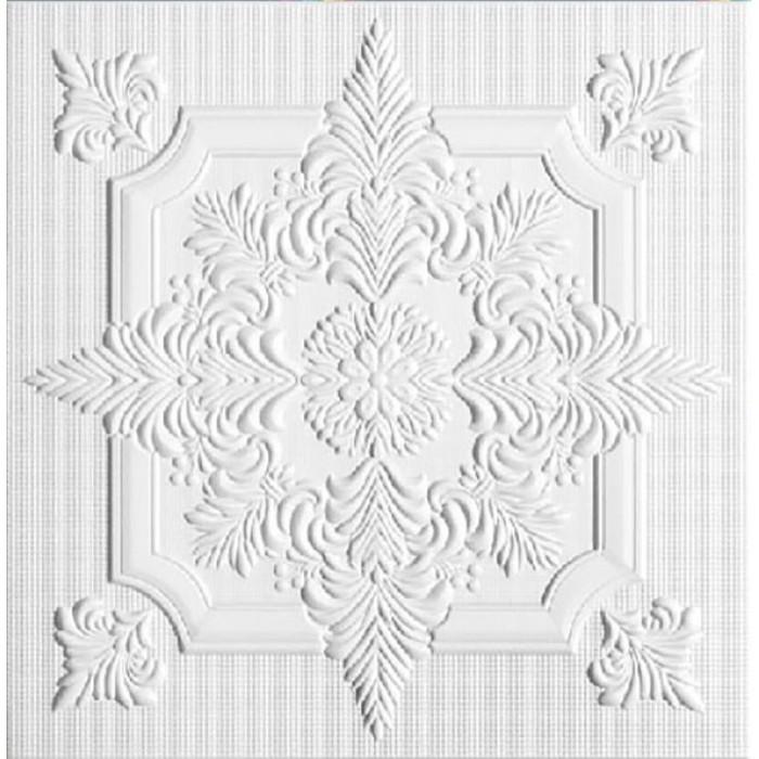 Таванска плоскост 50/50 номер 10-2056 бял