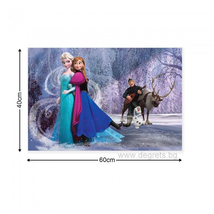 Картина Канава Елза и Анна 2