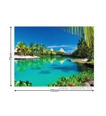Картина Канава Малдиви 1