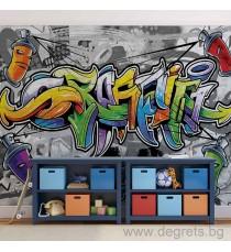 Фототапет Графити L