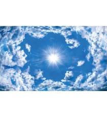 Фототапет Облаци в небето 3D XL