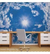 Фототапет флис Облаци в небето 3D 2XL