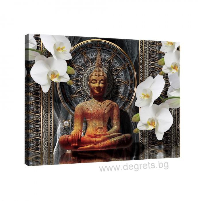 Картина Канава Буда L