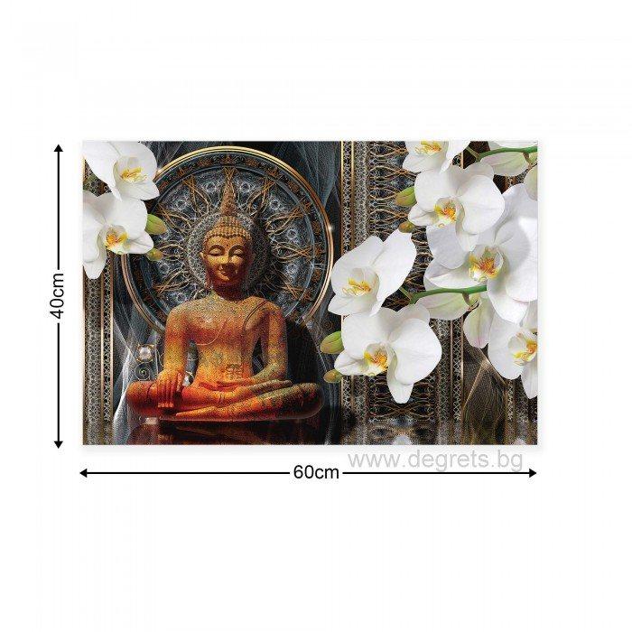 Картина Канава Буда S