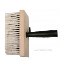 Четка баданарка изкуствен косъм
