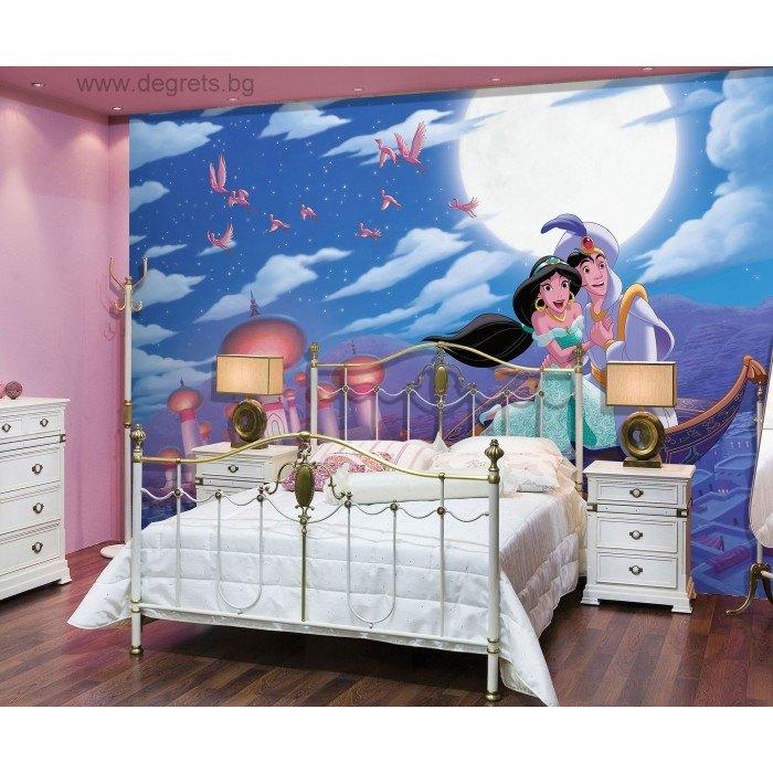 Фототапет Аладин и вълшебното килимче