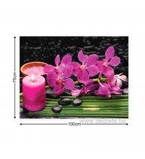 Картина Канава Орхидя 4 L
