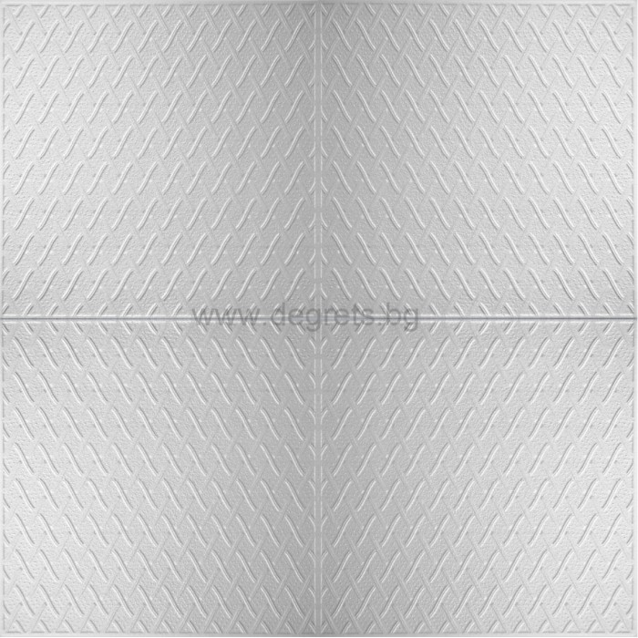 Таванска плоскост 50/50 номер 25-5003 бял