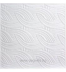 Таванска плоскост 50/50 номер 25-5013 бял