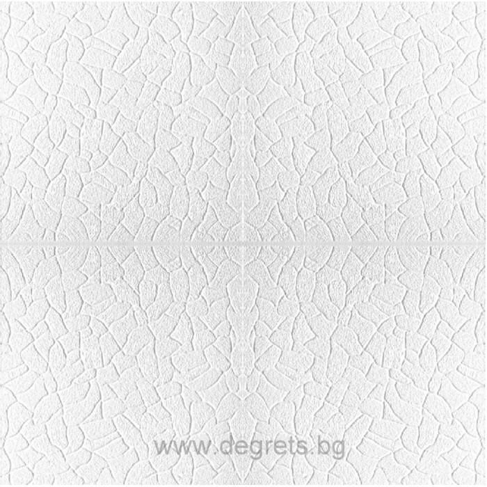 Таванска плоскост 50/50 номер 25-5007 бял