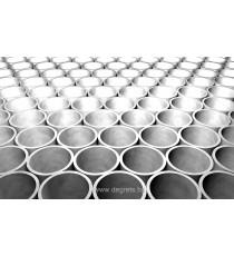 Фототапет Абстракция в сиво 3D
