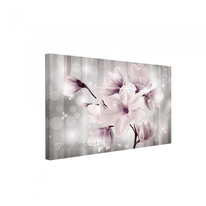 Картина Канава Магично цвете 3D