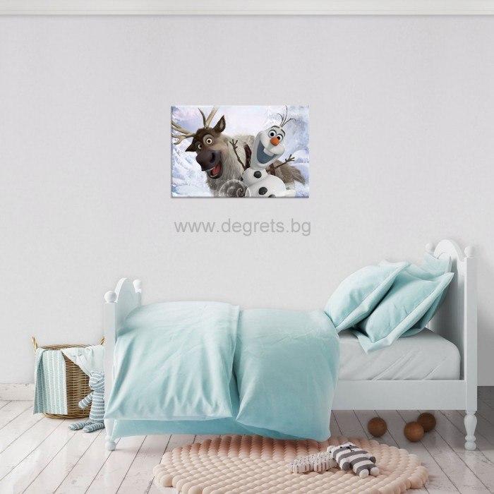 Картина Канава Замръзналото кралство 4