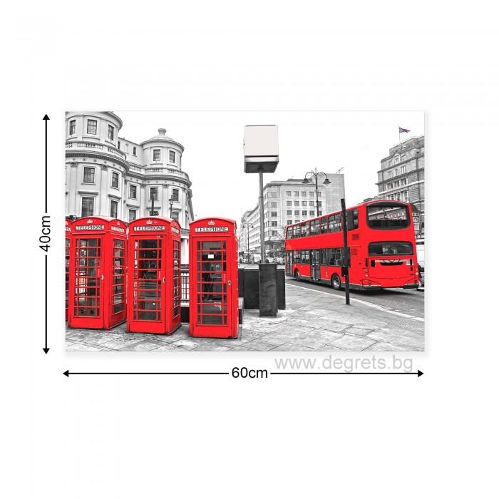 Картина Канава Лондон