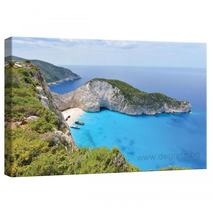 Картина Канава Гърция S