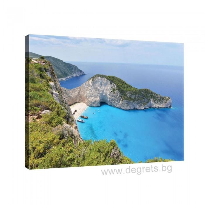 Картина Канава Гърция L