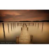Фототапет Езеро