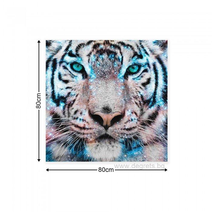 Картина Канава Тигър 3 3D