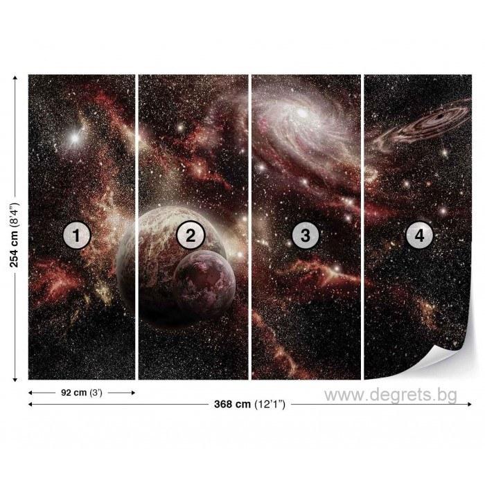 Фототапет Космическо пространство