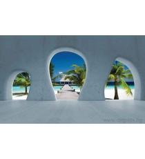 Фототапет Тропически остров