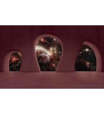Фототапет Изглед към космоса